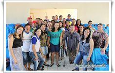 Santa Filomena Atual: Reunião para fundação da Associação de Deficientes...