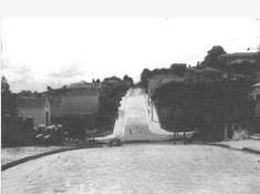 Alameda Itu, no Jardim Paulista, em São Paulo-SP em 1942.