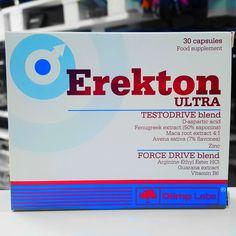 Erekton Ultra este conceput pentru a ajuta barbatul sa realizeze si sa mentina erectia,contribuie la imbunatatirea vietii sexuale intr-un mod natural.Erekton Ultra supliment...