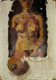 Studio per la guerra by Italo Cremona