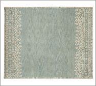 Tile Rug - Porcelain Blue | Pottery Barn