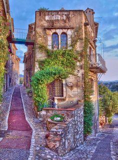 Saint Paul de Vence, França.