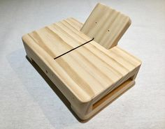The Original Soap Planer and Beveler. Gives soap a professional finish. $38