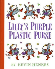 Activities for Lilly's Purple Plastic Purse
