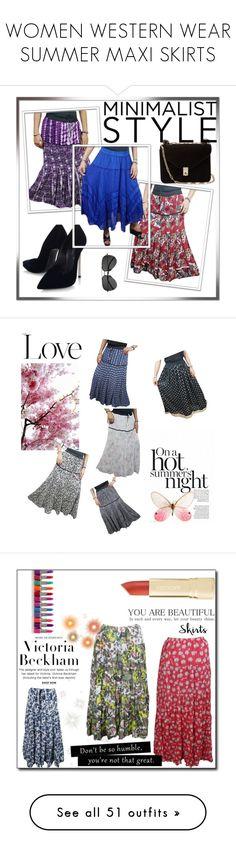 WOMEN WESTERN WEAR SUMMER MAXI SKIRTS by lavanyas-trendzs on Polyvore featuring Victoria Beckham, Carolina Herrera, Post-It, women's fashion, skirts, long skirts, ankle length skirts, cowgirl skirt, long western skirts and floor length skirt   http://www.polyvore.com/cgi/collection?id=6554919  #skirts #women #longskirts #maxiskirts #boho #bohemian #summer #casual #westernwear