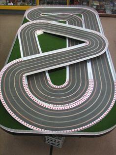 wooden slot car tracks for sale australia - Google Search