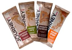 Journey Bar #packaging where are we going today? PD