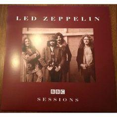 led zeppelin bbc sessions vinyl