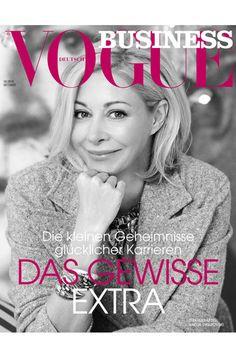 Bethge publication | Vogue Business Germany. October 2015.