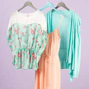 Take a look at the Fresh in Pastels: Women's Apparel event on #zulily today!