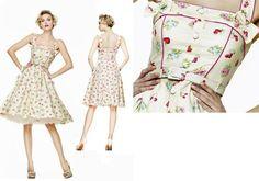 Pin up dress!! :D