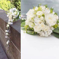 Brautstrauß , Autoschmuck Blumenpassage Lauf