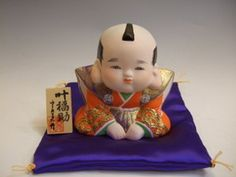 Lead to a fortune said to be dolls Fukusuke Japanese Doll, Kyushu, Asian Doll, Fukuoka, Clay Dolls, Flutes, Activities, Puppets, Flute