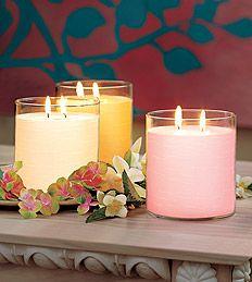 Kynttilät ja tuoksuvahat