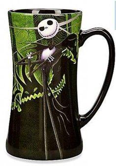 I found 'Jack Skellington And Zero Green Coffee Mug' on Wish, check it out!