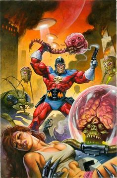 Alex Horley and Dave Dorman painted the covers, with stunning interior color by Laurie Smith. Description from comicbookresources.com. I searched for this on bing.com/images