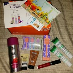Fresca VoxBox I received these products complimentary from @influenster for testing and reviewing purposes.