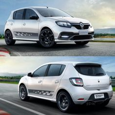 Sandero RS Sandro, Cars And Motorcycles, Automobile, Vehicles, Life, Dacia Sandero, Autos, French People, Rolling Carts