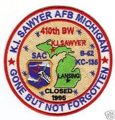 ki sawyer afb michigan post stamp - Google Search