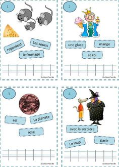Printing Pattern Simple Way To Learn French Articles Teaching Kids, Kids Learning, French Flashcards, French Worksheets, Core French, French Education, French Resources, French Articles, French Classroom