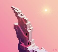 Emma Tolley's isometric art, made using Hexels - Album on Imgur