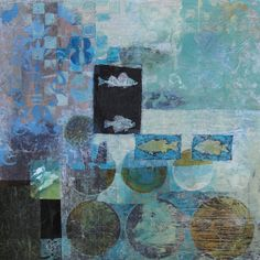 Judy Thorley TWS - Mixed Media Artist