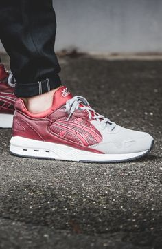 Asics GT Cool Express: Red/Grey