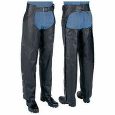 Leather Motorcycle Chaps- 2x Normal Price: $134.95  Your price: $41.86  You save 68.98%
