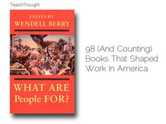 98 Books That Shaped Work In America