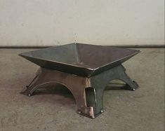 Fire Pit Fire Bowl compact design all welded steel construction ironoflife Large Fire Pit, Metal Fire Pit, Cool Fire Pits, Diy Fire Pit, Welded Metal Projects, Welding Art Projects, Metal Welding, Plasma Cnc, Steel Fabrication