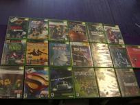 19 games for Original Xbox ATV Quad Bloodwake Dave Mirra Flatout Ghost FREE SHIPPING