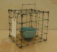 Art Propelled: CAGED BY CIRCUMSTANCES