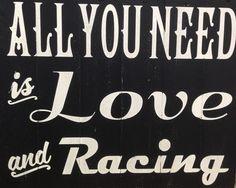 Drag racing and short track racing :) Kart Racing, Nascar Racing, Race Quotes, Sprint Cars, Dirt Track Racing, Education Humor, Race Day, All You Need Is Love, Iowa