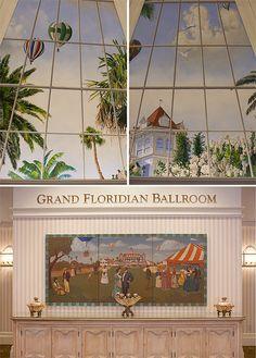 Grand Floridian Ballroom.