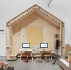 opendesk downloadable furniture at design museum london - designboom | architecture