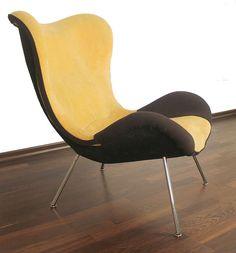 Madame Lounge Chair | Fritz Nethby Correcta | Mid Century
