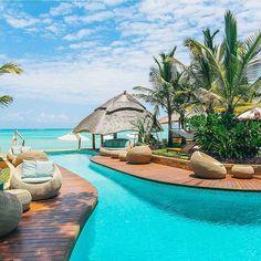 Tulia Zanzibar Resort. ☀ @markoroth