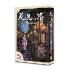 Hanamikoji Board Game $28