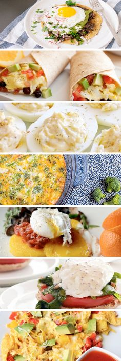 Love eggs? Here are some great recipes!