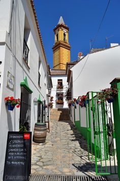 Rincones de Andalucía: Estepona (Málaga) / Places of Andalusia: Estepona (Málaga), by @aytoestepona