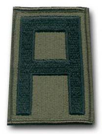 U.S. First Army WWII Patch