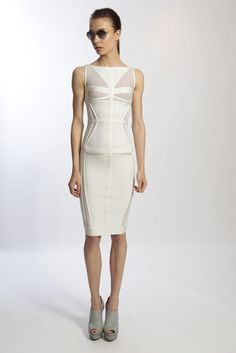 Hervé Léger by Max Azria Resort 2014