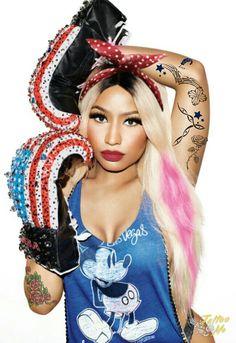 #TheQueen #Nickiminaj #HipHop #Reina #beautiful #photoart #pinkfriday #thepinkprint #barbzandkenz #Barbie #oneka #KKBB