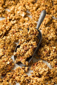 Honey Almond Granola | Cooking Classy