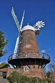 Green's Windmill and Science Centre, Sneinton, Nottingham.  Lovely staff, lovely place