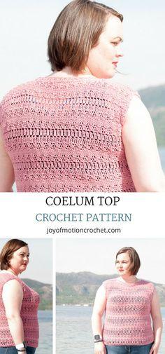 Coelum top crochet pattern. Crochet top DIY. Crochet top for women. Crochet top outfit. Top crochet pattern summer. #crochetpattern #topcrochetpattern #easycrochetpattern #topcrochetpattern #crochet