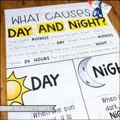Science Classroom, Teaching Science, Classroom Ideas, Sun Moon Stars, Sun And Stars, Sun Facts For Kids, Kindergarten Anchor Charts, First Grade Science, Teacher Lesson Plans
