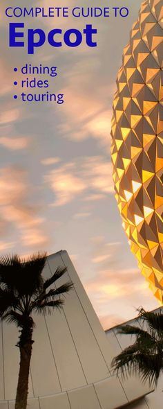 Epcot at Walt Disney World Disney World Florida, Disney World Parks, Disney World Planning, Walt Disney World Vacations, Disney Travel, Florida Travel, Disney World Tips And Tricks, Disney Tips, Disney Secrets
