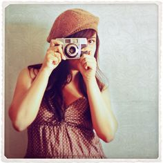 """""""Look, I'm not an intellectual - I just take pictures."""" by Chaulafanita [www.juliadavilalampe.com], via Flickr"""