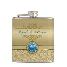 >>>The best place          Faux Sapphire Blue Gemstone Metallic Gold Damask Hip Flask           Faux Sapphire Blue Gemstone Metallic Gold Damask Hip Flask lowest price for you. In addition you can compare price with another store and read helpful reviews. BuyThis Deals          Faux Sapphir...Cleck link More >>> http://www.zazzle.com/faux_sapphire_blue_gemstone_metallic_gold_damask_flask-256398403924335153?rf=238627982471231924&zbar=1&tc=terrest